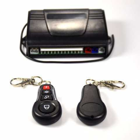 13PIN HALF SET CAR ALARM