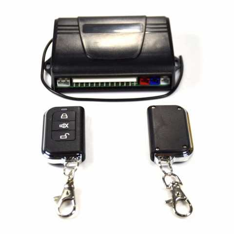 10PIN HALF SET CAR ALARM