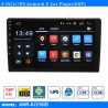 9'' DSP ANDROID VER 8 IPS TOUCH SCREEN CAR GPS RADIO STEREO PLAYER (2+16)