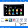 7 Inch Android Car player Universal car player(T3)
