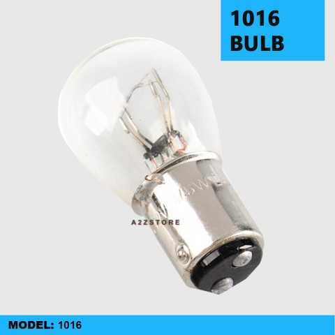 1016 12V21/5W HALOGEN BULB 10PC/BOX