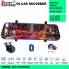 FIRST SCENE V9 FHD1080P 9.66 INCH DVR CAR CAMERA