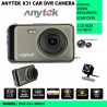 ANYTEK X31 3 INCH FHD 1080P CAR RECORDER