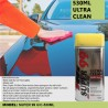 SUPER 99 CLEANER & WAX ULTRA CLEAN METALIC RESTORE CAR POLISH 530ML