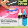 SUPER 99 NS DR.SHINE W/AUTOWASH & WAX 500ML(2IN1)