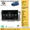 PERODUA ALZA 2015-2017 10 INCH ANDROID CASING