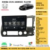 HONDA CIVIC (FD) 2006-2011 10 INCH ANDROID CASING