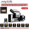 Anytek A16 2K Dashboard Camera 3.16 inch IPS Display Dash Cam WiFi Drive Video Recorder with Night Vision