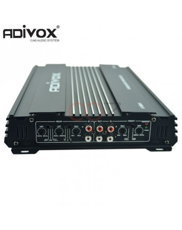 AD-1950 4 Channel Mosfet Power Amplifier 2000W Max Output Power